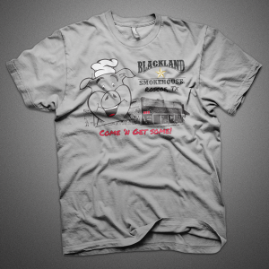 Blackland-Smokehouse-T-Shirt
